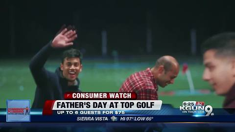 Ways to entertain Dad this Father's Day