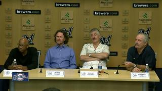 Brewers honor 1982 team - Video