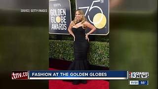 Fashion at the Golden Globes with Frank Marino - Video