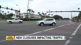 Selmon Extension project set to start next phase of construction, new closures impacting traffic