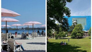 Canada's Long Weekend Forecast Shows 3 Provinces Are In For A Taste Of Summer