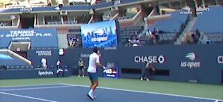 Novak Djokovic gets disqualified from the US Open