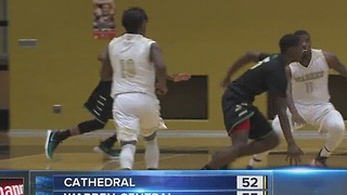 Hoosier Hoops Hysteria: Cathedral at Warren Central - Video