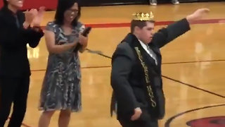 North Carolina Student With Autism Crowned Homecoming King