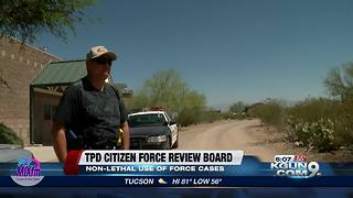 A look into the TPD Citizen Force Review Board