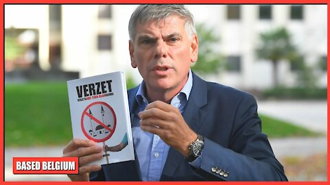 Belgian MP Filip Dewinter: Europe has to stay Europe and never become Eurabia!