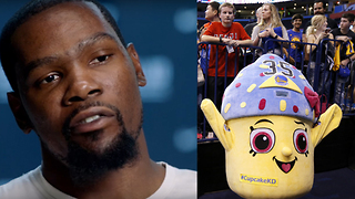 Kevin Durant Explains Why Haters Get on His Nerves - Video