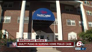 Court documents show four people accused in connection with nursing home fraud will plead guilty - Video