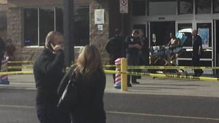 Man taken out in stretcher after shooting at Glendale Walmart - Video
