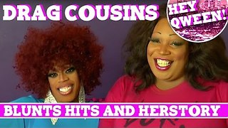 Drag Cousins: BLUNT HITS & HERSTORY with Jasmine Masters & Lady Red Couture Episode 1 - Video