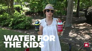 How to take your kids to the pool with Elissa the Mom | Rare Life - Video