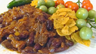Betty's spicy chili casserole - Video