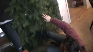 When Christmas Trees Attack - Video