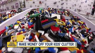 Make money off your kids' clutter - Video