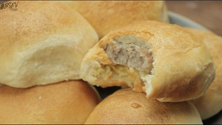 Breakfast Stuffed Rolls - Video