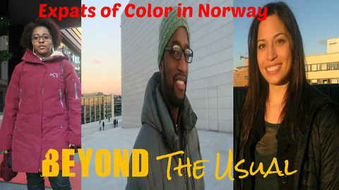 Expats of color living in Norway