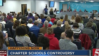 Vote Made To Designate MNPS As Safe Space - Video