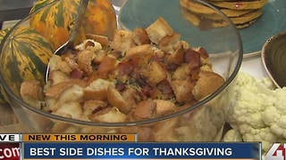 Best side dishes for Thanksgiving - Video