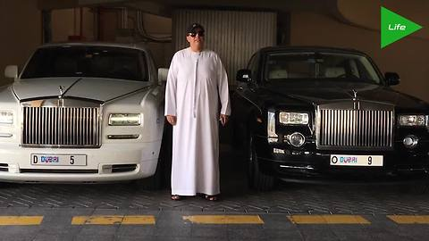 Dubai real estate developer drops $9 million on license plate