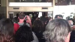 #Justice4Grenfell Protesters Enter Kensington Town Hall - Video