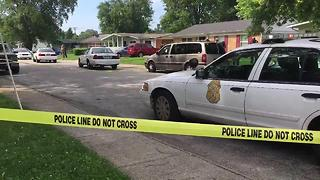 Two men shot, killed on Indy's northeast side - Video