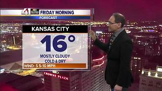 Jeff Penner Thursday Night Forecast Update 12 28 17 - Video