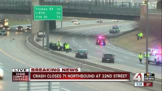 Wrong-way driver causes fatal crash on 71 Highway, police say - Video