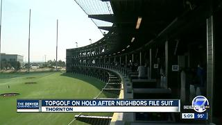 Thornton Topgolf put on hold in zoning dispute after judge rules council abused its authority - Video