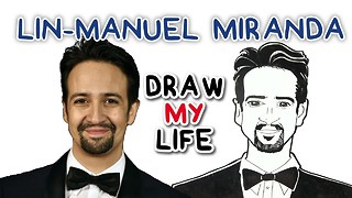Lin-Manuel Miranda || Draw My Life - Video