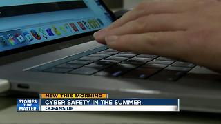 Free event teaches cyber security for kids - Video