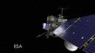 Rosetta Awakens - Video