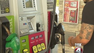 holiday gas prices - Video