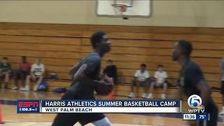 Harris Athletics Camp - Video