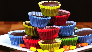 Homemade Peanut Butter Cups - Video