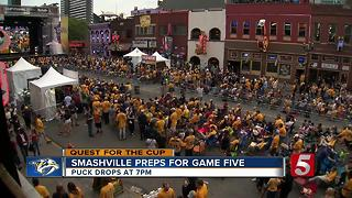 Preds Watch Parties Revealed For Games 5 & 6 - Video