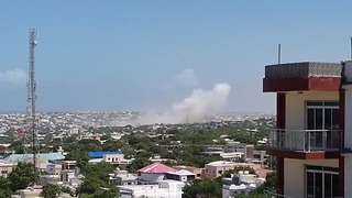 Deadly Car Bomb Explosion in Mogadishu - Video