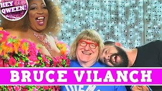Comedy Legend Bruce Vilanch on Hey Qween! With Jonny McGovern - Video
