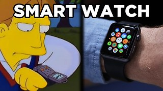 10 Inventions Predicted By The Simpsons - Video