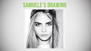 Samuele Bartolini: Incredibly realistic drawings - Video