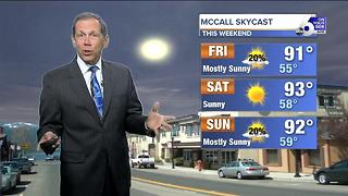 Scott Dorval's On Your Side Forecast: Tuesday, July 4, 2017 - Video