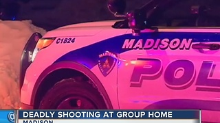 1 Madison group home worker killed, another hurt in shooting - Video