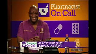 Pharmacist on Call: June 2017 Pt. 2 - Video