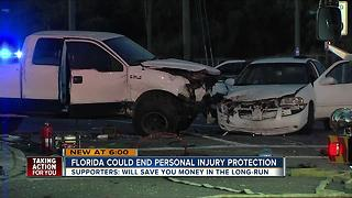 Florida could end personal injury protection - Video
