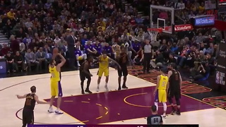 Brook Lopez Brutally Misses Two Free Throws In A Row - Video