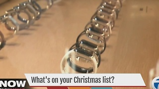 What's on your Christmas list? - Video