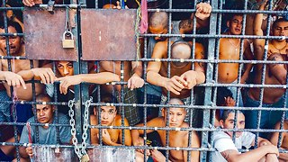 Top 10 Most Brutal Prisons On Earth - Video