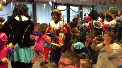 Is this controversial Dutch holiday character racist?