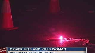 Woman dead after being hit by truck in Summerlin - Video