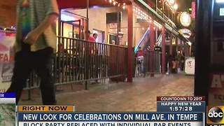 Tempe's Mill Ave. Block Party looks a bit different this year - Video