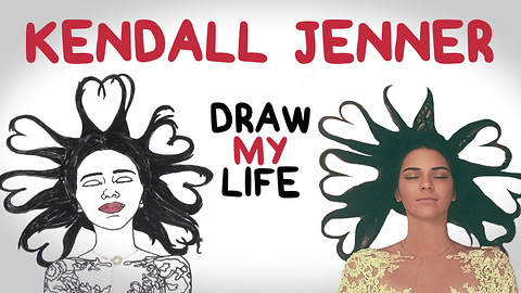 Kendall Jenner | Draw My Life